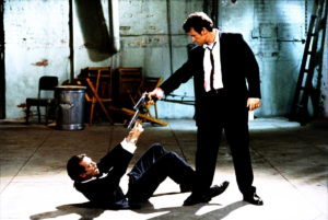 Reservoir Dogs Mexican Standoff